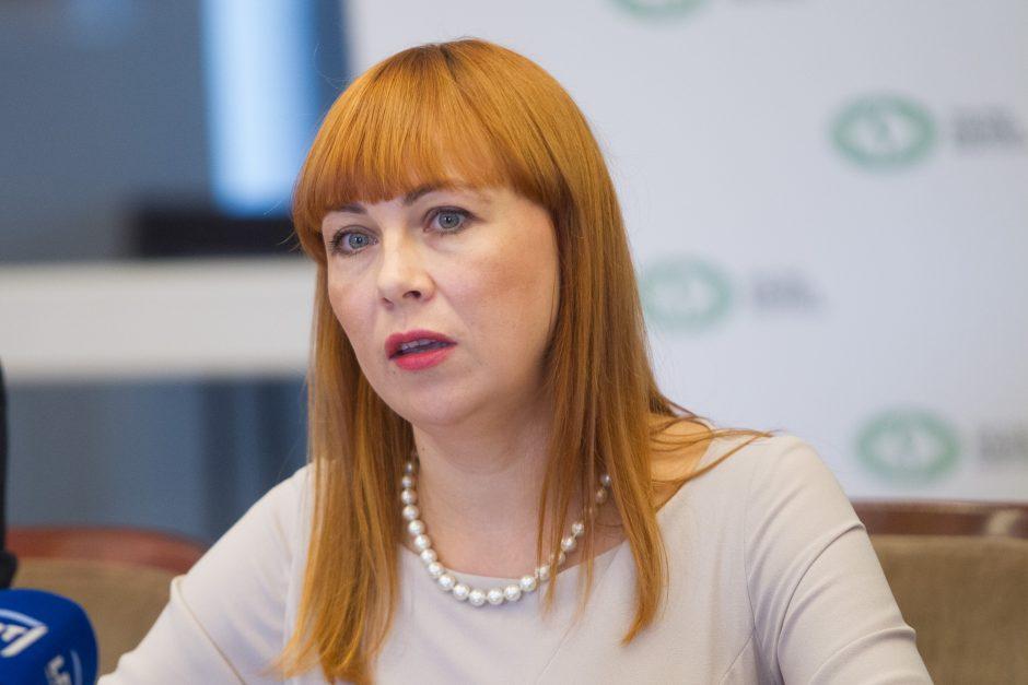 Švietimo ministrė pripažįsta klydusi