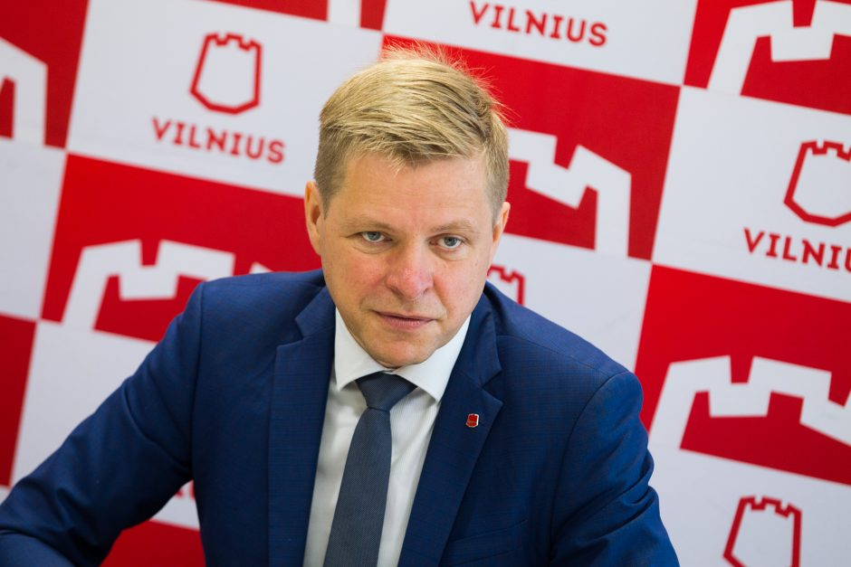 R. Šimašius atsiprašo už prastą Vilniaus kelininkų darbą
