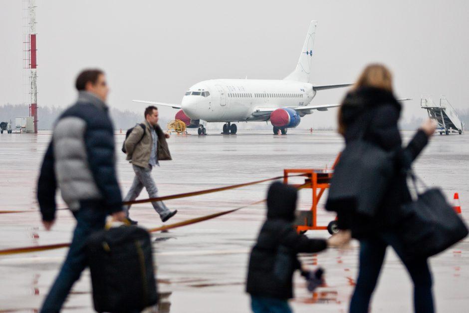 """""""Kidy Tour"""" skraidina iš Vilniaus į Turkiją"""