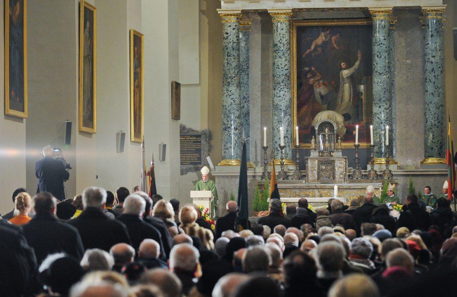 Sibiro Madona bus perkelta į Arkikatedros Tremtinių koplyčią