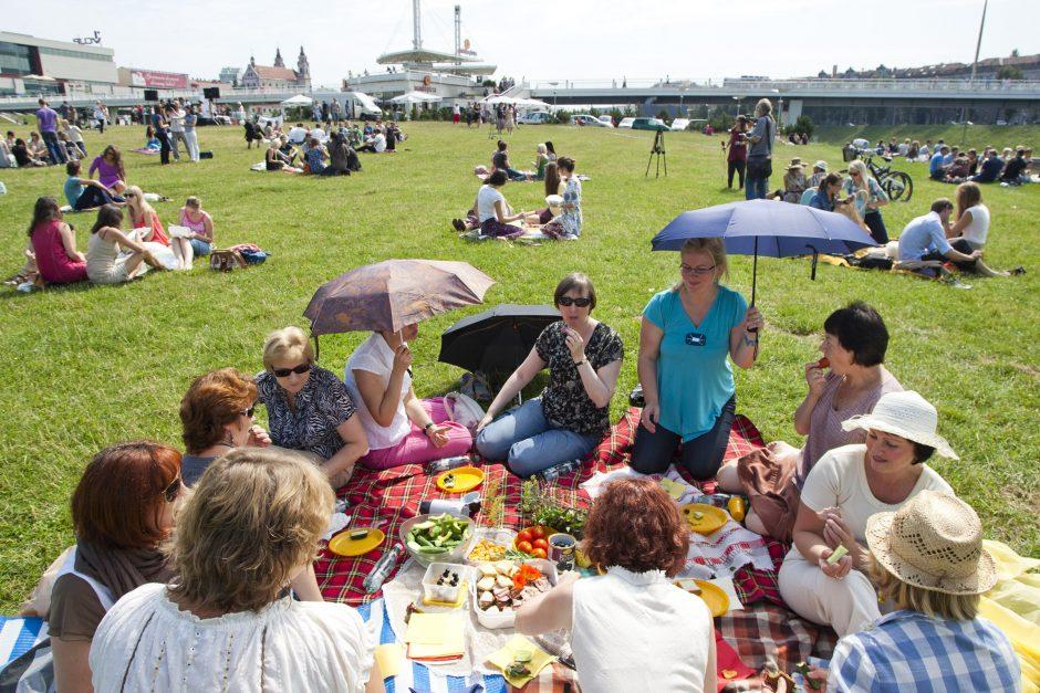 Ruoškitės iškyloms: savaitgalį – vasaros pliūpsnis