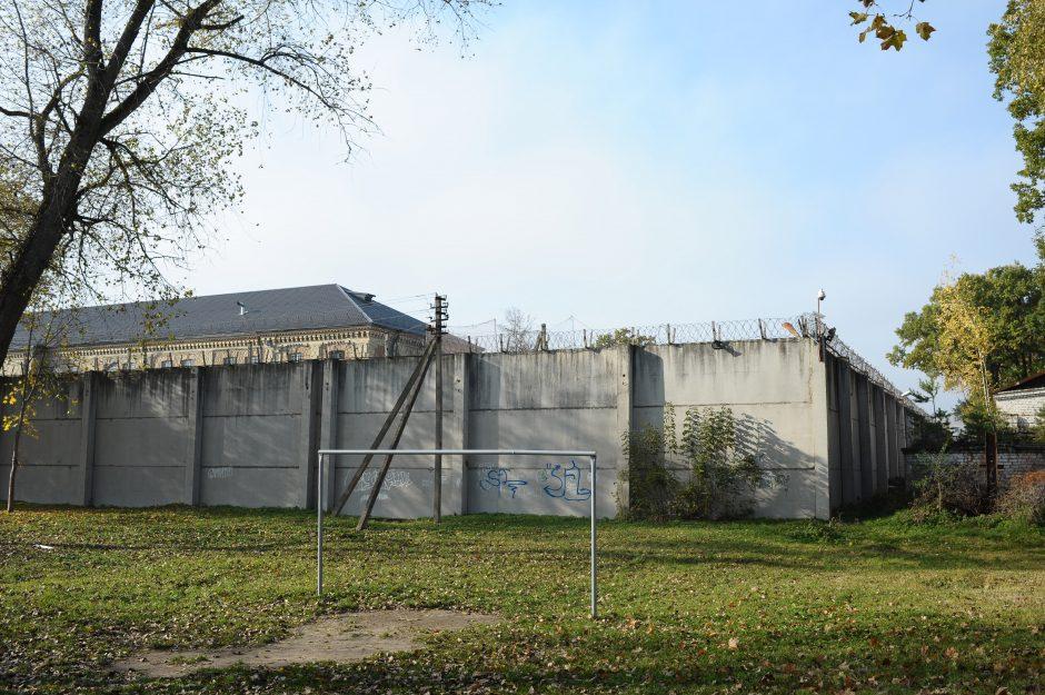 Piketuojantys kalėjimų pareigūnai sako nesulaukiantys atsakymų dėl reformos planų