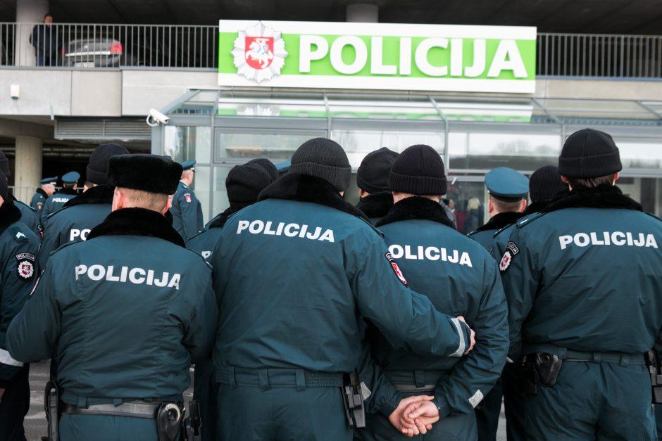Ministras: policijos reforma bus pavyzdys ir dėl klaidų, ir dėl iššūkių