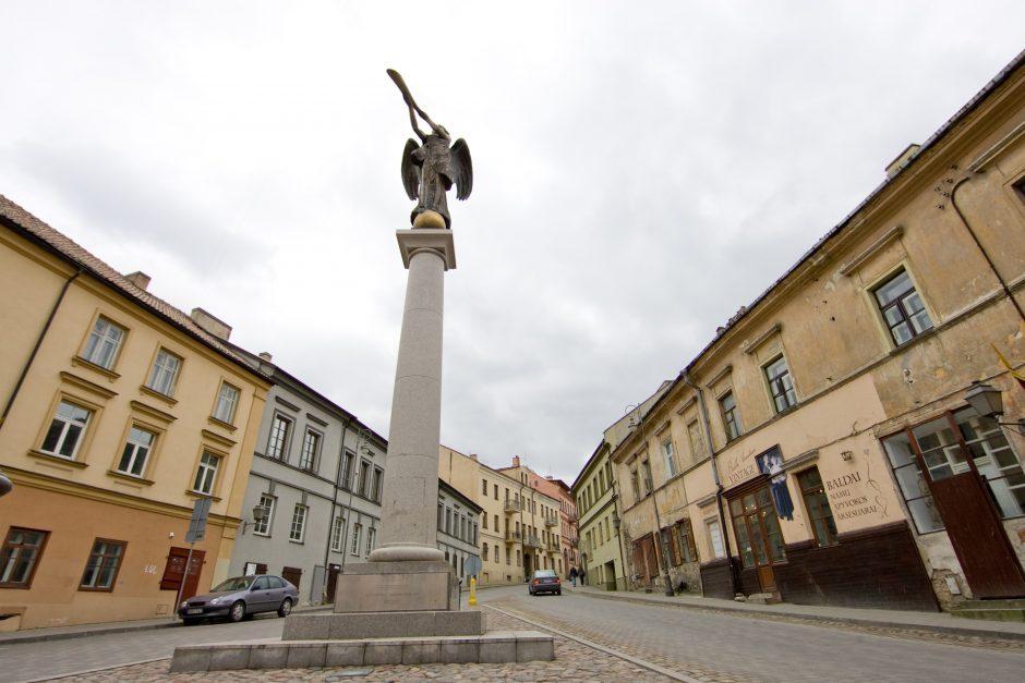 """Vilnius įtrauktas į UNESCO maršrutą """"Romantiškoji Europa"""""""