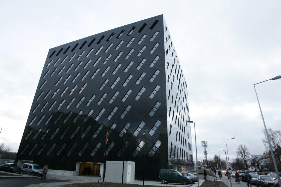 Šalia Generalinės prokuratūros iškils nauji teismų rūmai