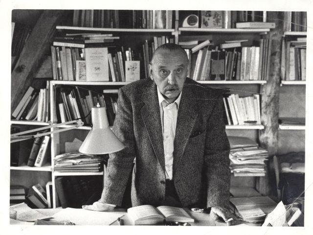 Frankofonijos dienos proga – pažintis su semiotiku A. J. Greimu