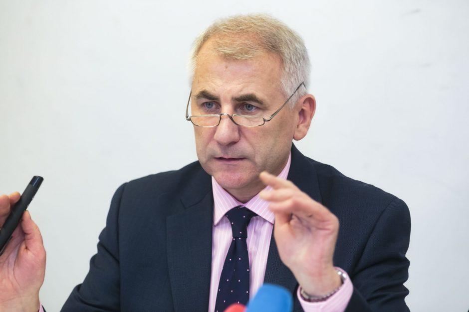 V. Ušackas prašo TS-LKD Prezidiumą įvertinti Ž. Pavilionio pasisakymus