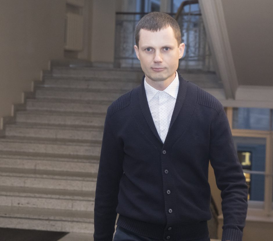 "Teisme toliau nagrinėjama ""MG Baltic"" byla"