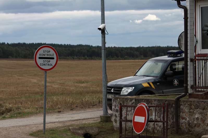 Baltarusių ir vilniečio kelionę į Lietuvą apkartino du incidentai
