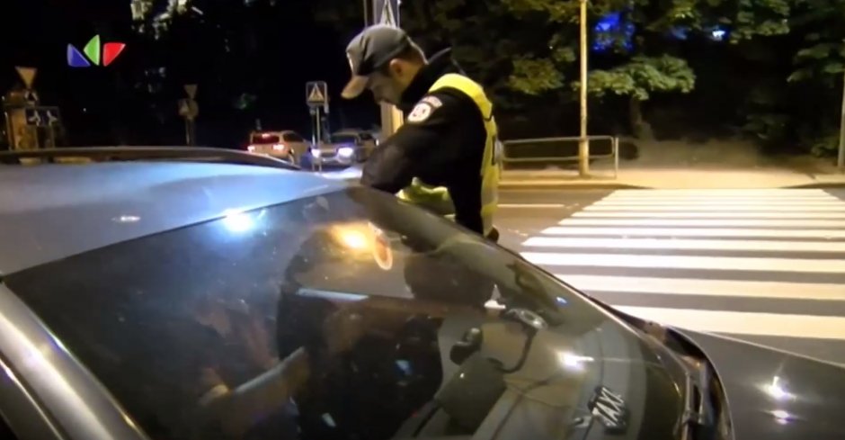 Savaitgalio siaubas Vilniaus gatvėse – girti vairuotojai