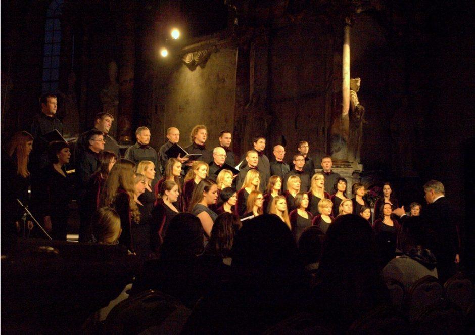 Dainų šventei artėjant – net dvi dienas truksiantis chorų konkursas