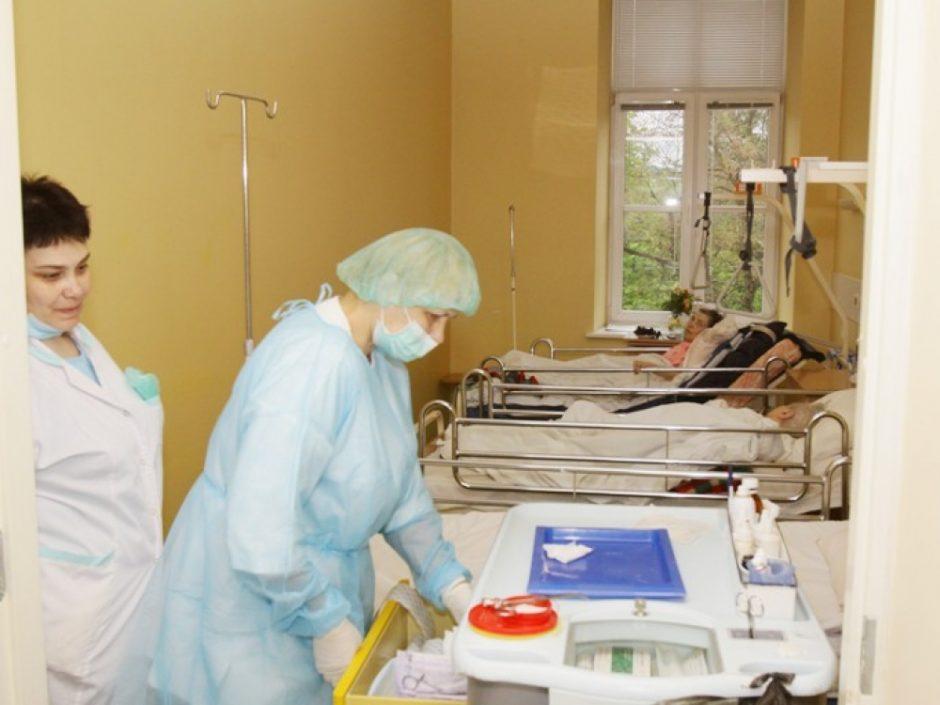 Paliatyvioji pagalba Lietuvoje – be šeimininko