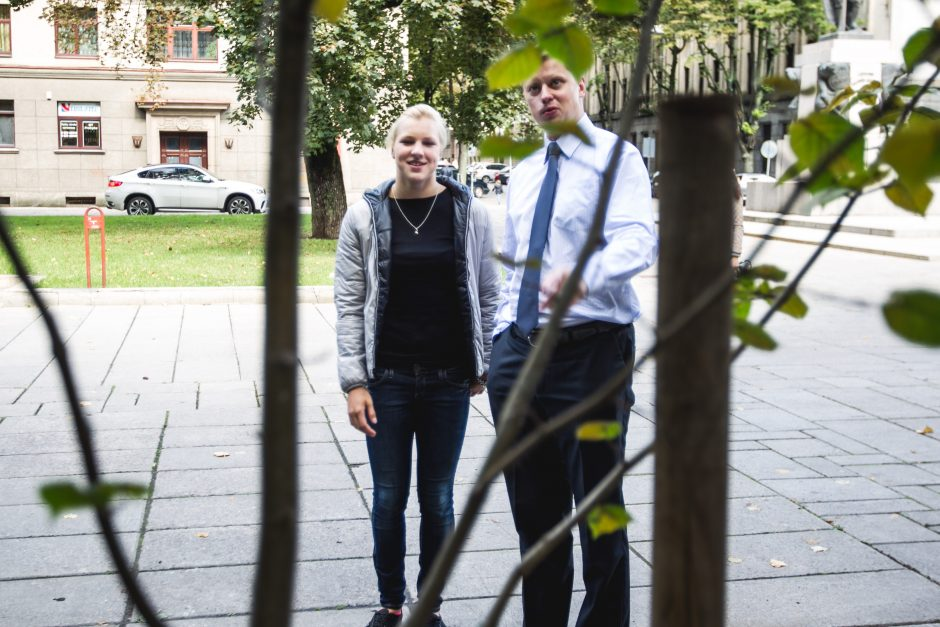 R. Meilutytė: norėčiau Lietuvos vaikus mokyti plaukti