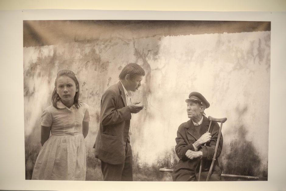 Kauno fotografijos galerijoje – triumfuojantis avangardisto sugrįžimas