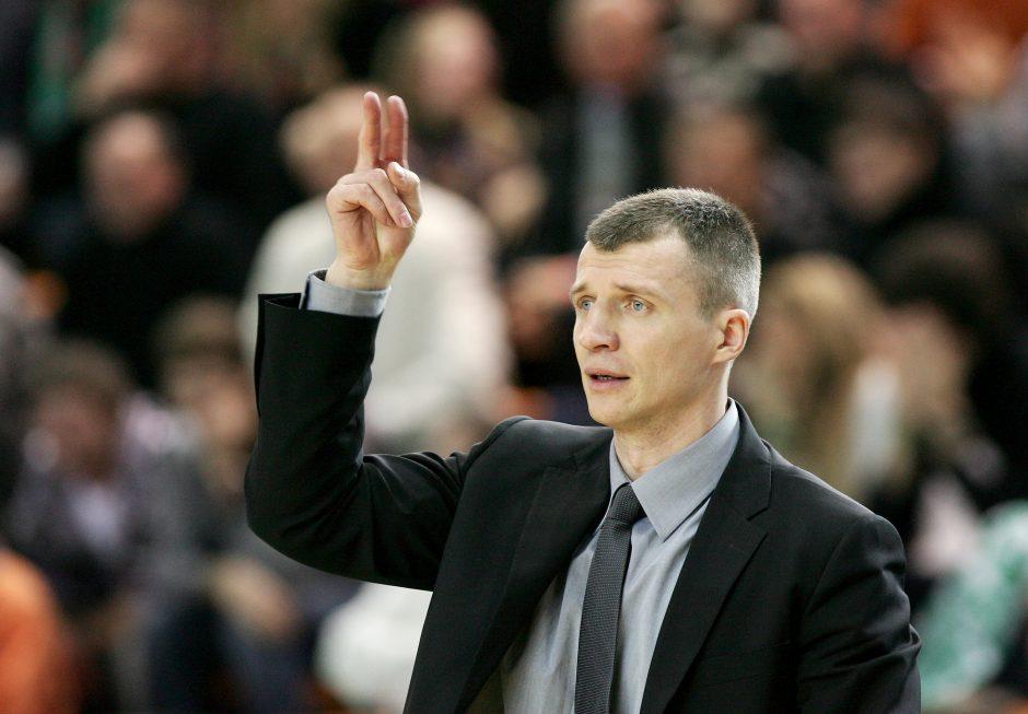 T. Pačėsas: pasikeitęs Europos čempionato formatas atima krepšinio grožį (interviu)