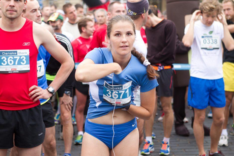 Jubiliejiniame Vilniaus maratone ir vėl nugalėjo T. Venckūnas