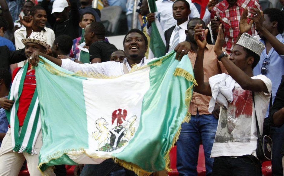 Neregėto masto afera Nigerijoje: per dvi rungtynes pelnyti 146 įvarčiai