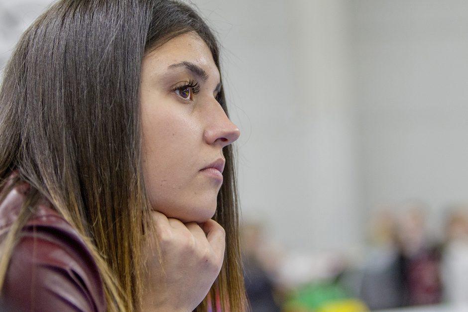 Dziudo. Lietuvos čempionato 1-oji diena