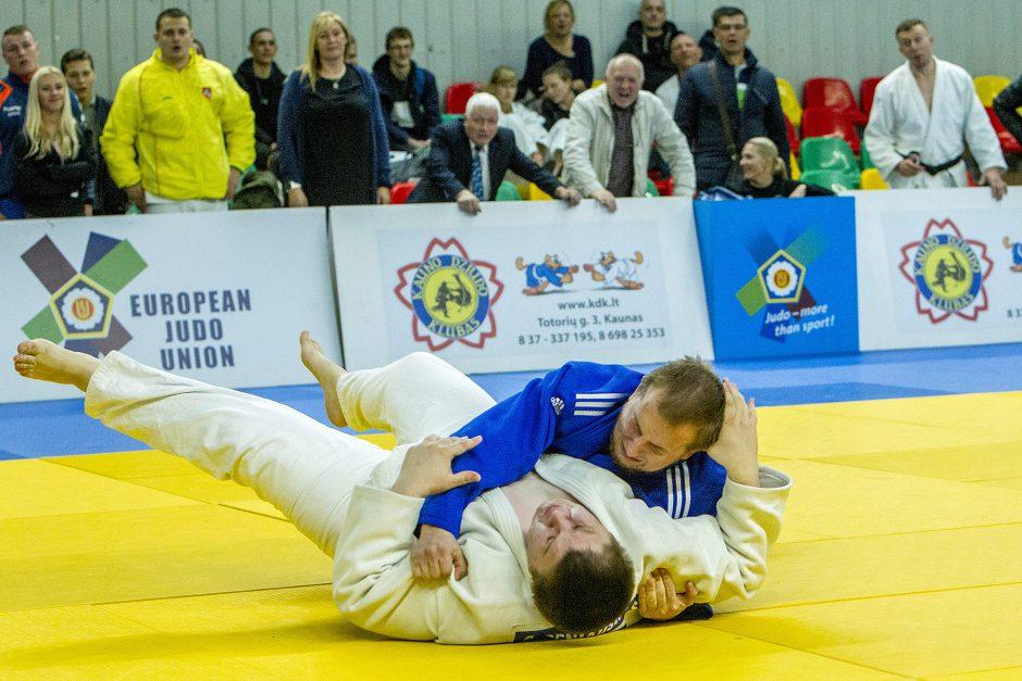 Dziudo. Lietuvos čempionato 2-oji diena