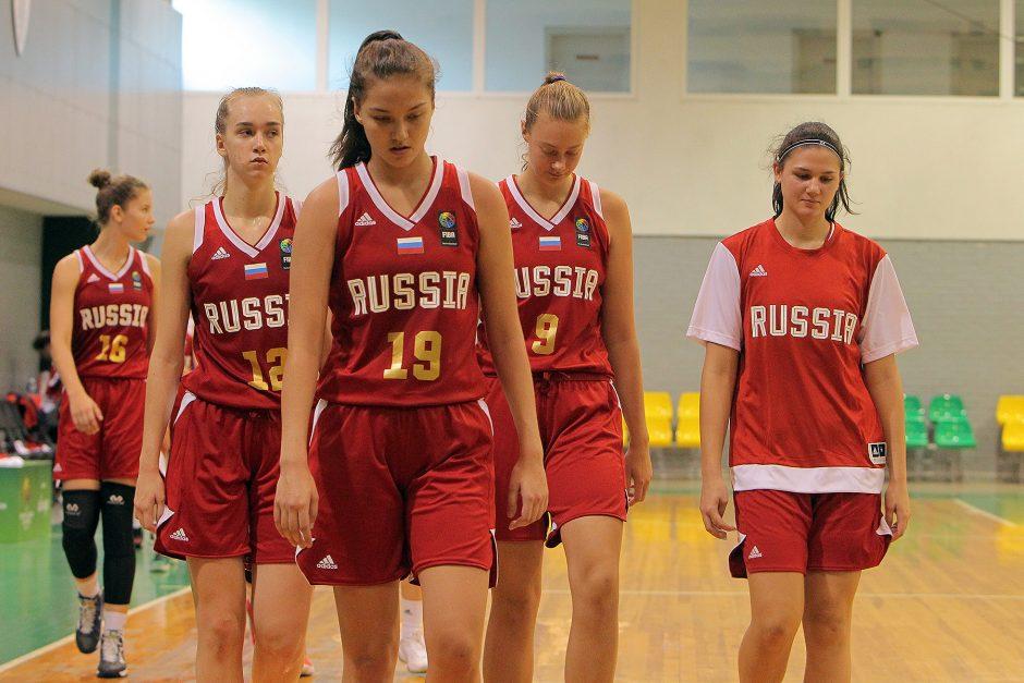 Europos čempionatas Kaune prasidėjo rusių ir turkių pergalėmis