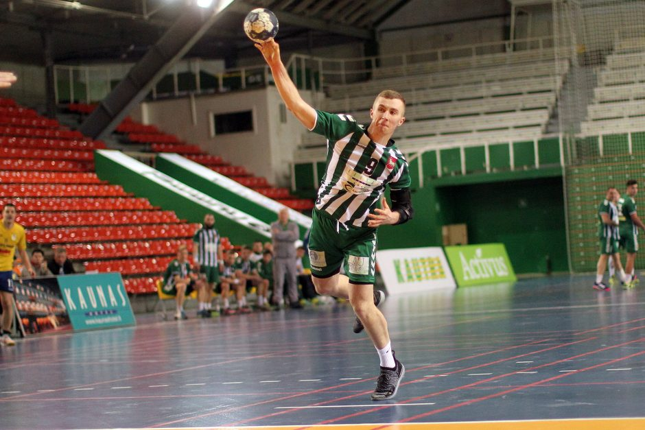 "LRL: ""Granitas"" – HC ""Vilnius"" 31:30"