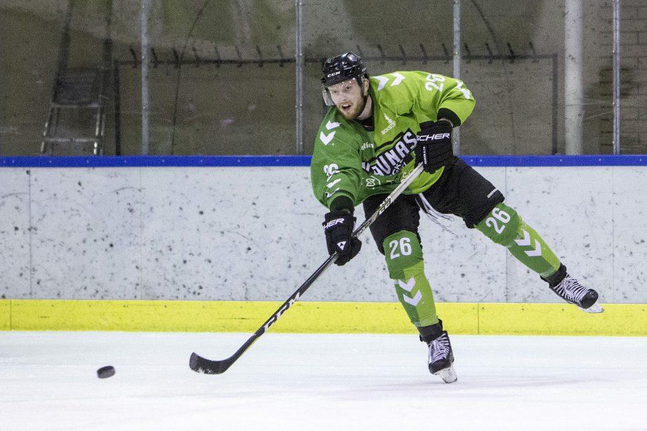"L. ritulys: ""Kaunas Hockey"" – ""Energija"" 2:4"