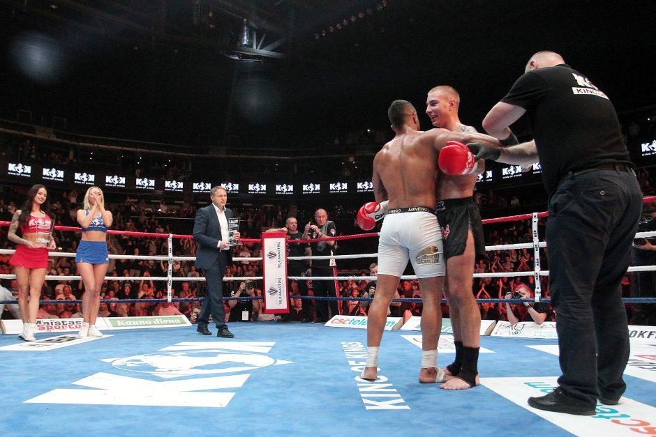"""KOK World Series"" turnyras Kaune"