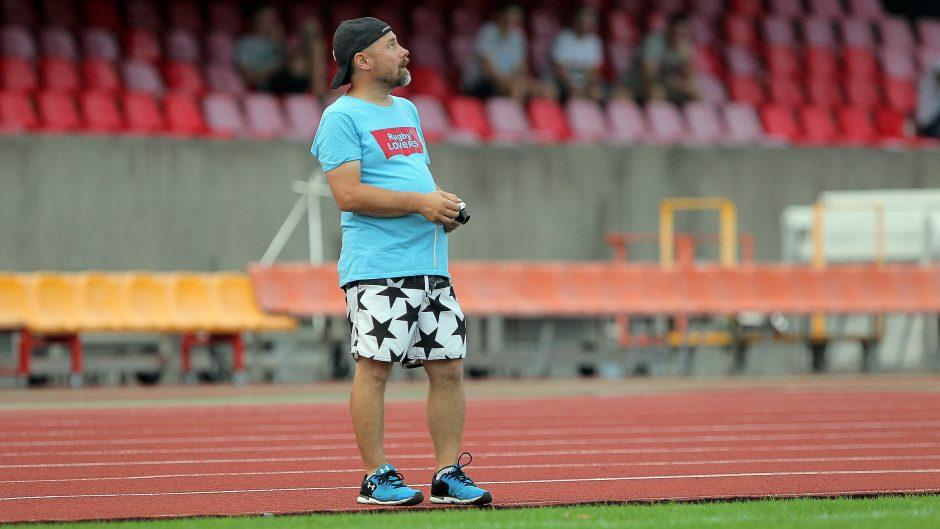 "Baltijos TOP lyga. ""Žalgiris"" – ""Baltrex"" 15:0"