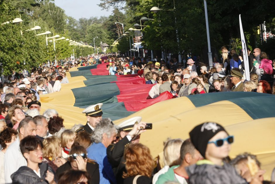 Lietuvos himnas – jau atgyvena?