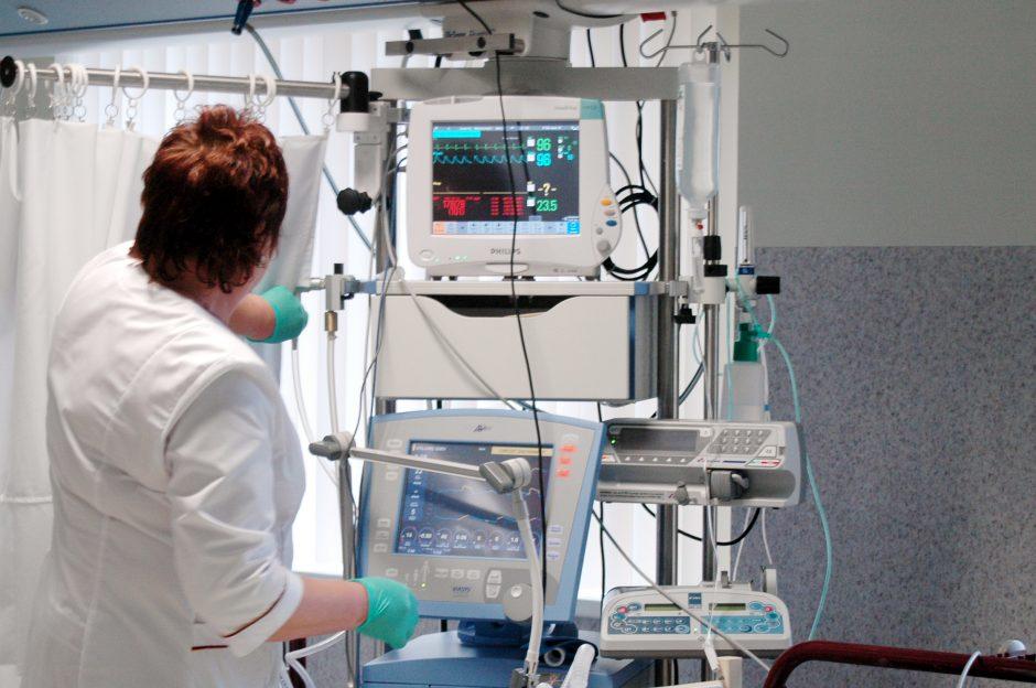 Alytaus ligoninėje atsidūrė vaistais apsinuodijusi mergaitė
