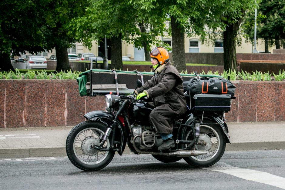 Sudomino motociklai