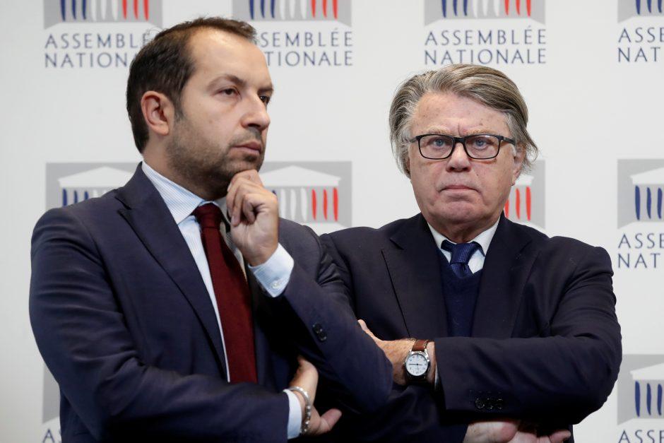Prancūzijos parlamentas balsuos dėl griežto kovos su terorizmu įstatymo