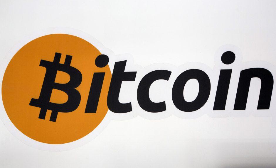 Bitkoinas dar labiau pabrango