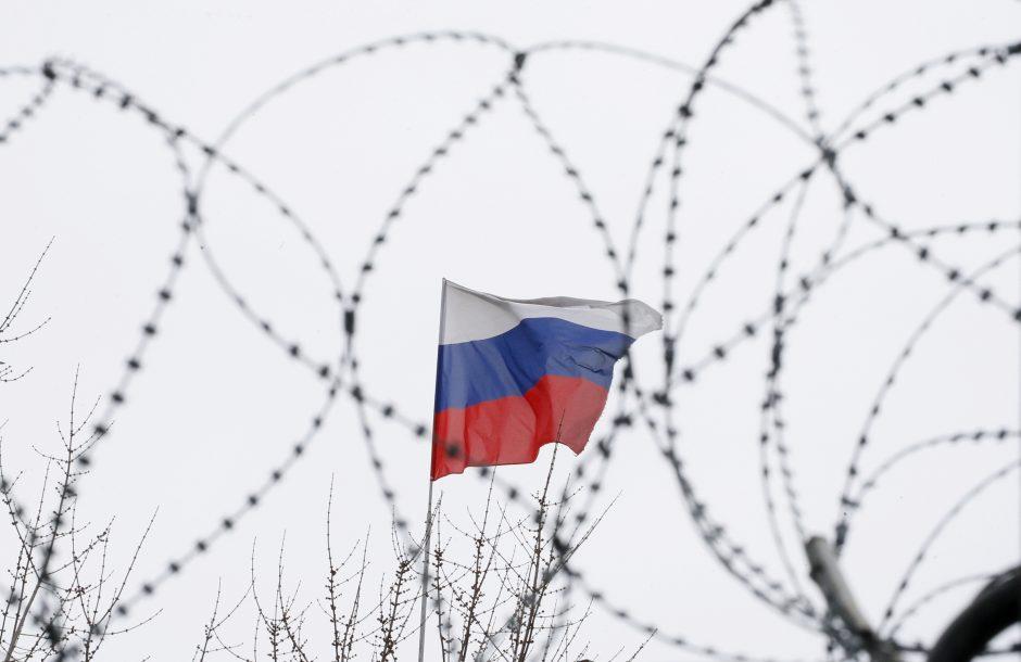 Ukraina apskundė Rusiją JT teismui