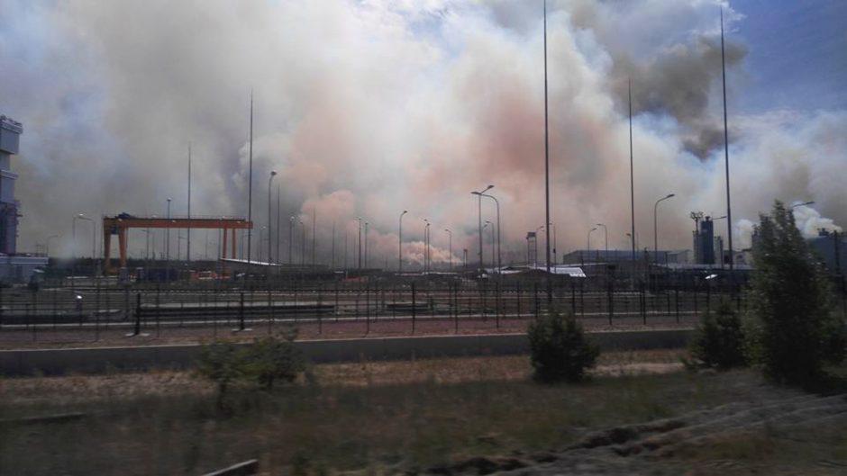 Specialistai atskleidė, ar gaisrai Černobylio zonoje sukėlė pavojų lietuvių sveikatai