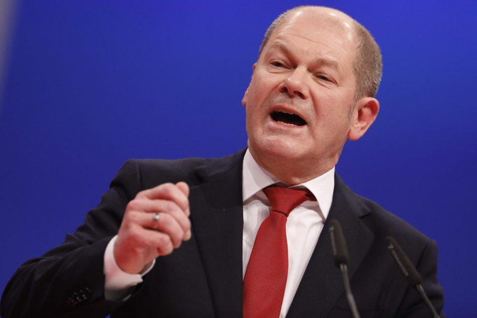 Būsimasis finansų ministras: Vokietija nenurodinės ES šalims dėl ekonomikos