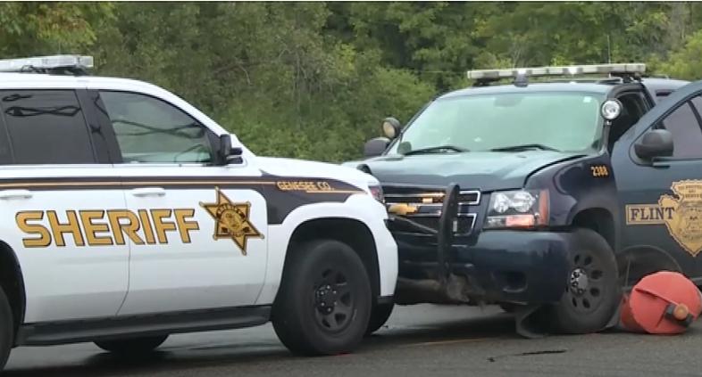 Policijos automobilį pavogęs dvylikametis nuo pareigūnų spruko 130 km/val. greičiu