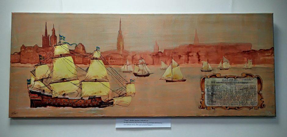Das Šmeterlingo kronika, arba Istorijos trupiniai Panemunėje