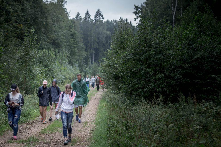 Kretingos miškų keliais – 30 kilometrų už laisvę