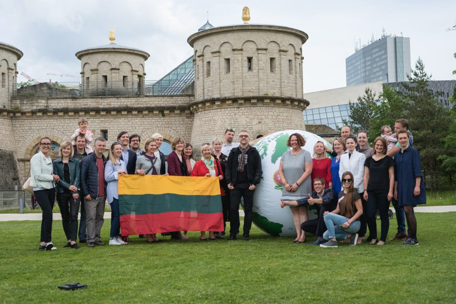 A. Mamontovas: matau labai daug noro, kad Lietuva būtų žinoma ir gerbiama pasaulyje