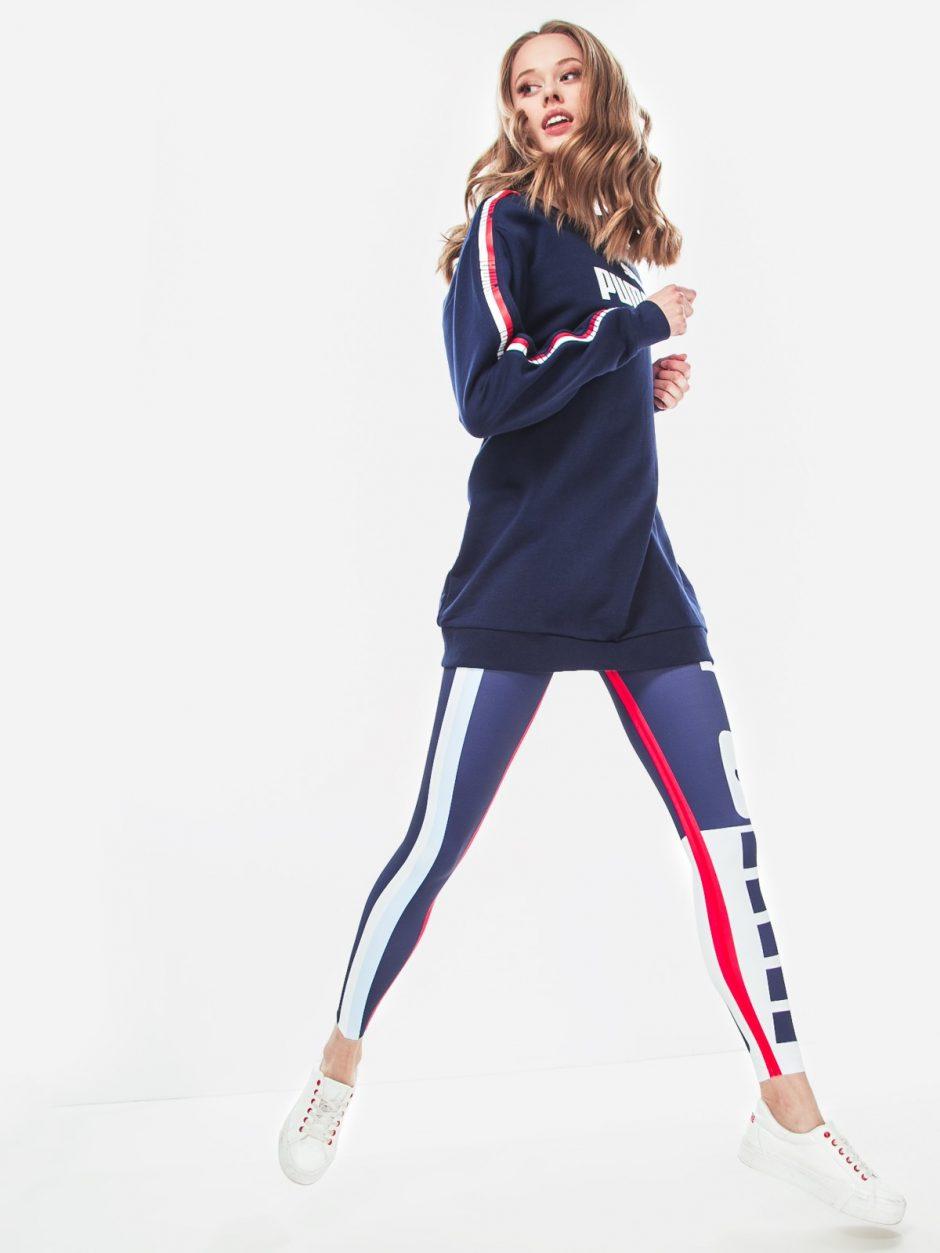 Sportinis stilius – populiariausias ir Paryžiuje, ir Baltijos šalyse