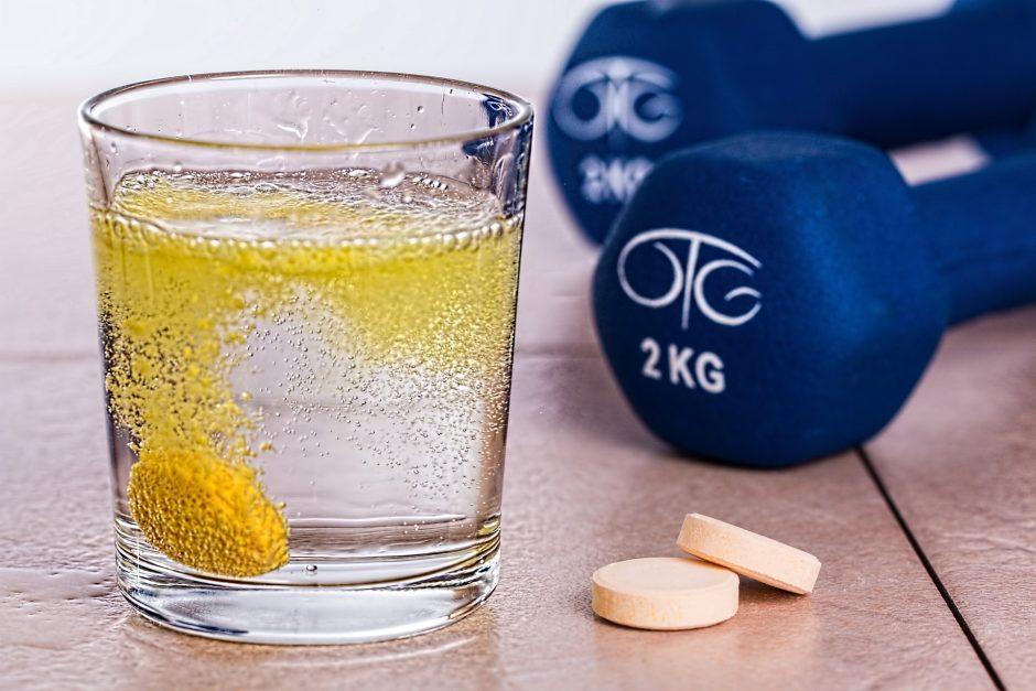Kas gresia, jei perdozuosite vitaminų?
