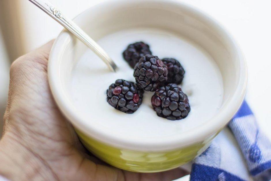 jogurto širdies sveikata)