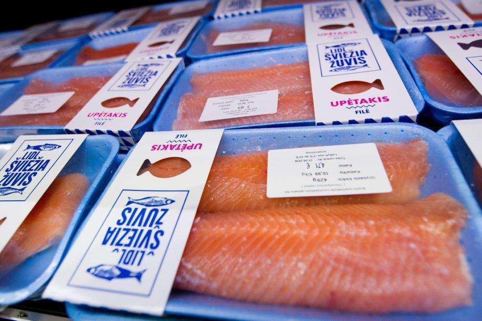 Lietuvių pirkimo įpročiai: dažniau renkasi šviežią žuvį