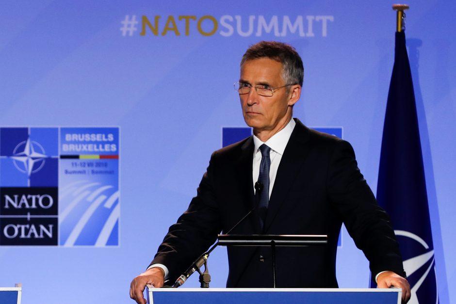Aljanso vadovas: Gruzija būtinai taps NATO nare