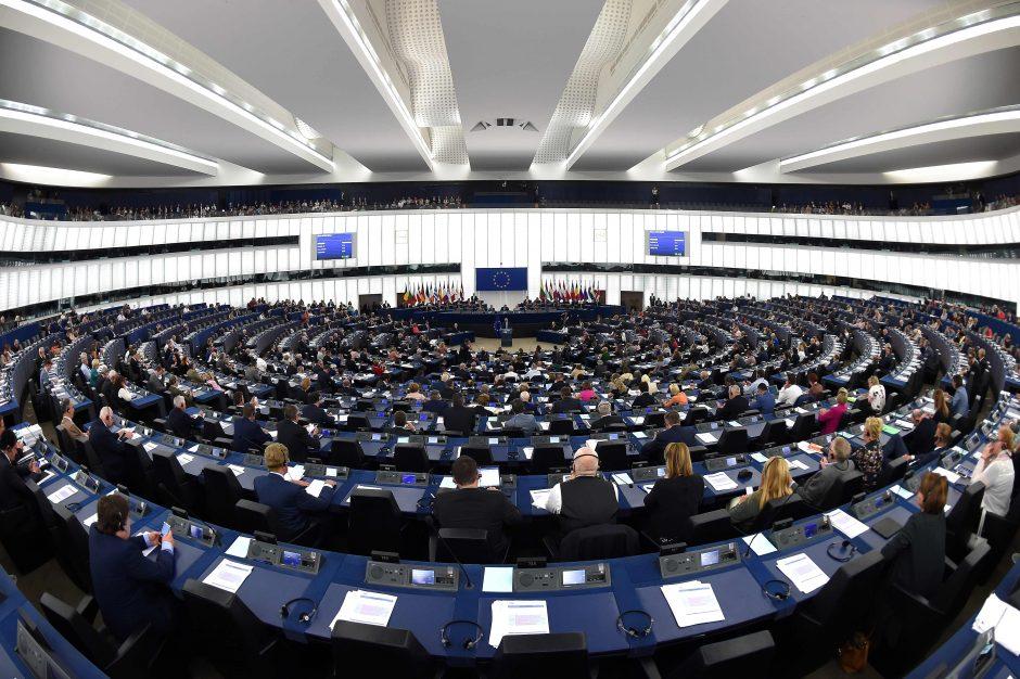 Metinė kalba: Europos Komisijos vadovas paragino stiprinti ES pasaulinį vaidmenį