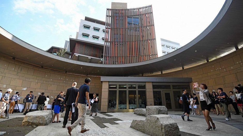 """JAV atidarė naują """"de facto"""" ambasadą Taivane"""