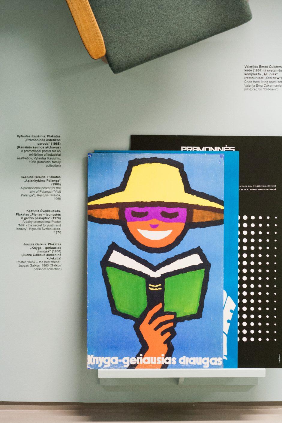 Lietuviškame dizaine pristatoma daiktų ir žmonių istorija