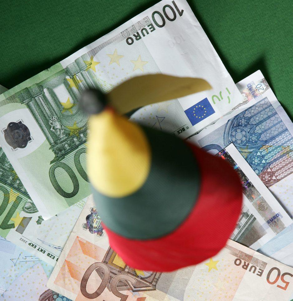 Metinė infliacija Lietuvoje balandį – viena didžiausių visoje ES