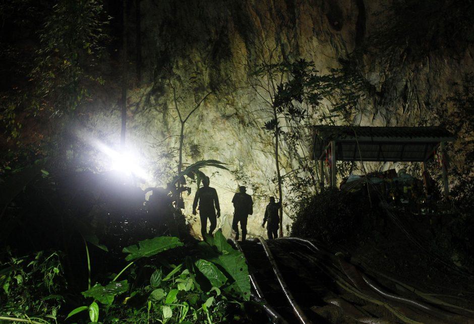 Tailando urvą, kuriame buvo įkalinta vaikų futbolo komanda, žadama paversti muziejumi